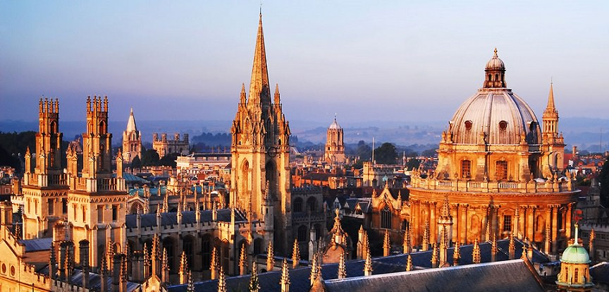 Oxford uni England