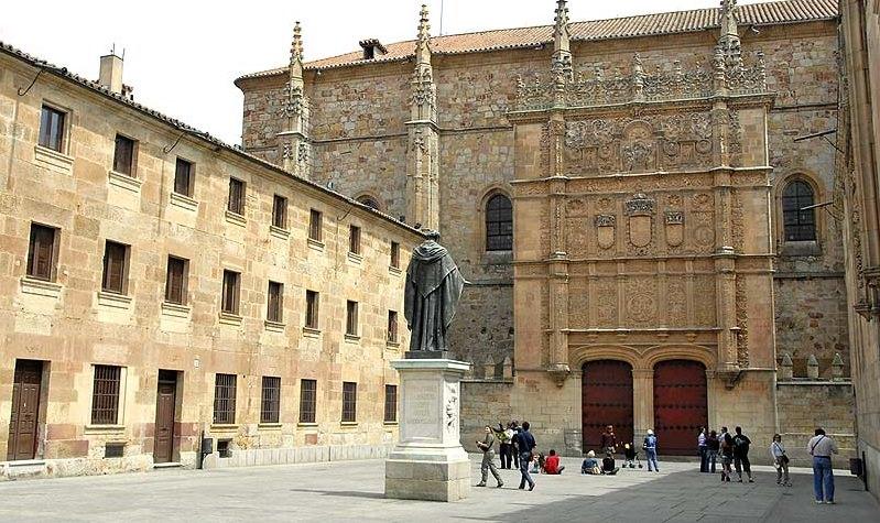 Salamanca uni Spain